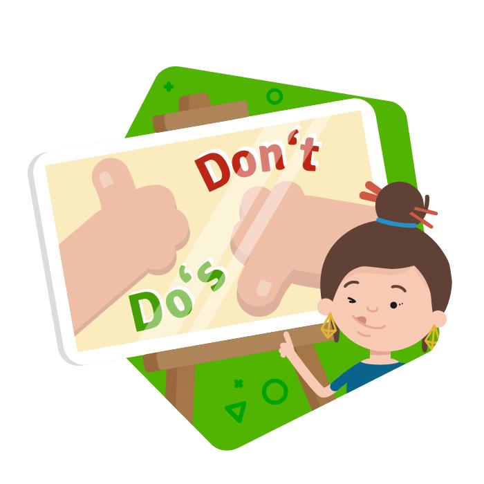 Do's and Don'ts beim Live-Zeichnen - Blog