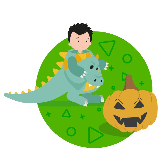Die Geschichte von Halloween - Blog