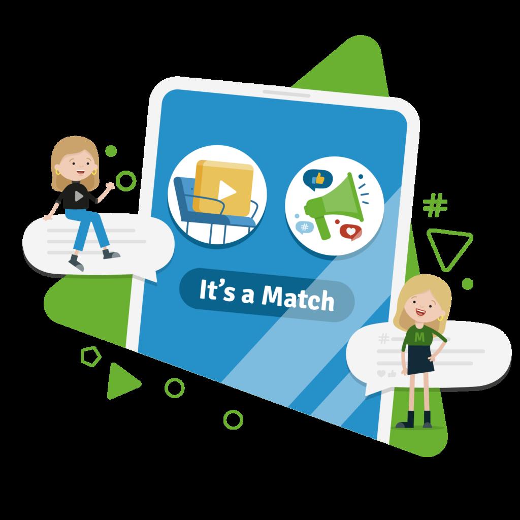 Erklärvideo trifft Marketing - it's a Match